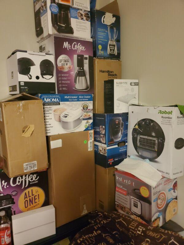 Amazon Returns box! 14x20x12 Pallet returns for everyone