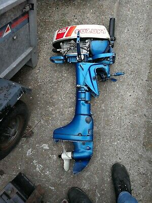 Suzuki Outboard Engine 4.5hp