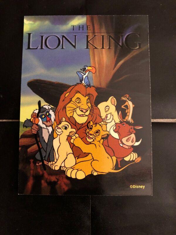 Disney Attractions Merchandise - Cast Exclusive Merchantainment THE LION KING
