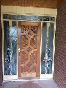 Front door jam and door Frankston South Frankston Area Preview