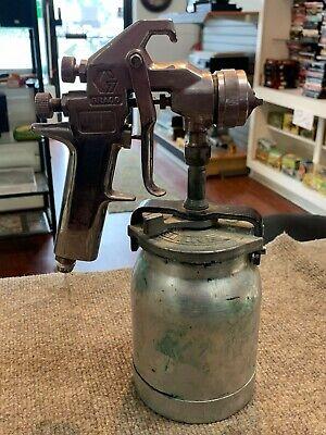Nice Graco Model 241-675 Air Spray Gun W Siphon Cup
