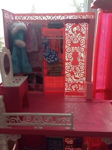 Barbie doll house for sale!!!