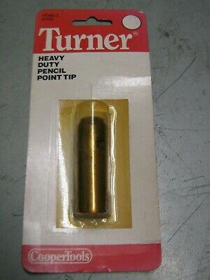 Turner Torch Tip Ht880-2 Pencil Point For Propanesoldering. Ht522-or-2 Orifice