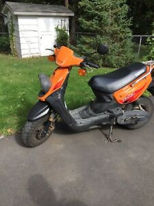 Yamaha 50 cc Scooter