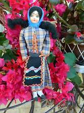 Vintage Collectible Doll from Deceased Estate The Wood Gatherer Ballajura Swan Area Preview