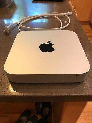 Apple Mac Mini 2.6 GHz Intel i5 8 GB RAM 1 TB Hard Drive Model A1347Late 2014