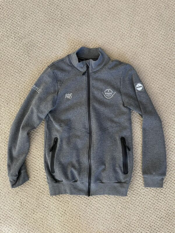 Rare Team Issue Deceuninck Quick Step Wolfpack Cycling Sweatshirt Specialized