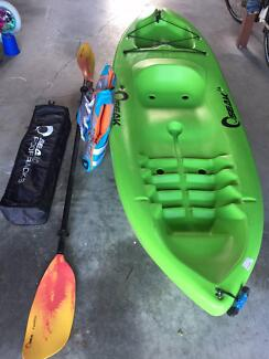 Seak Rush Kayak from Anaconda