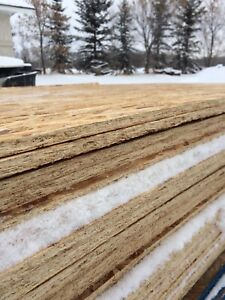 7/16 OSB SHEETING FOR SALE