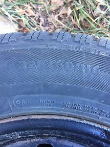 Perfect winter tires for sale