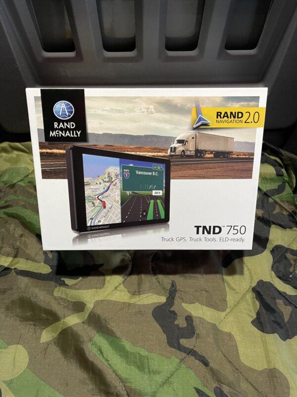 Rand McNally TND750