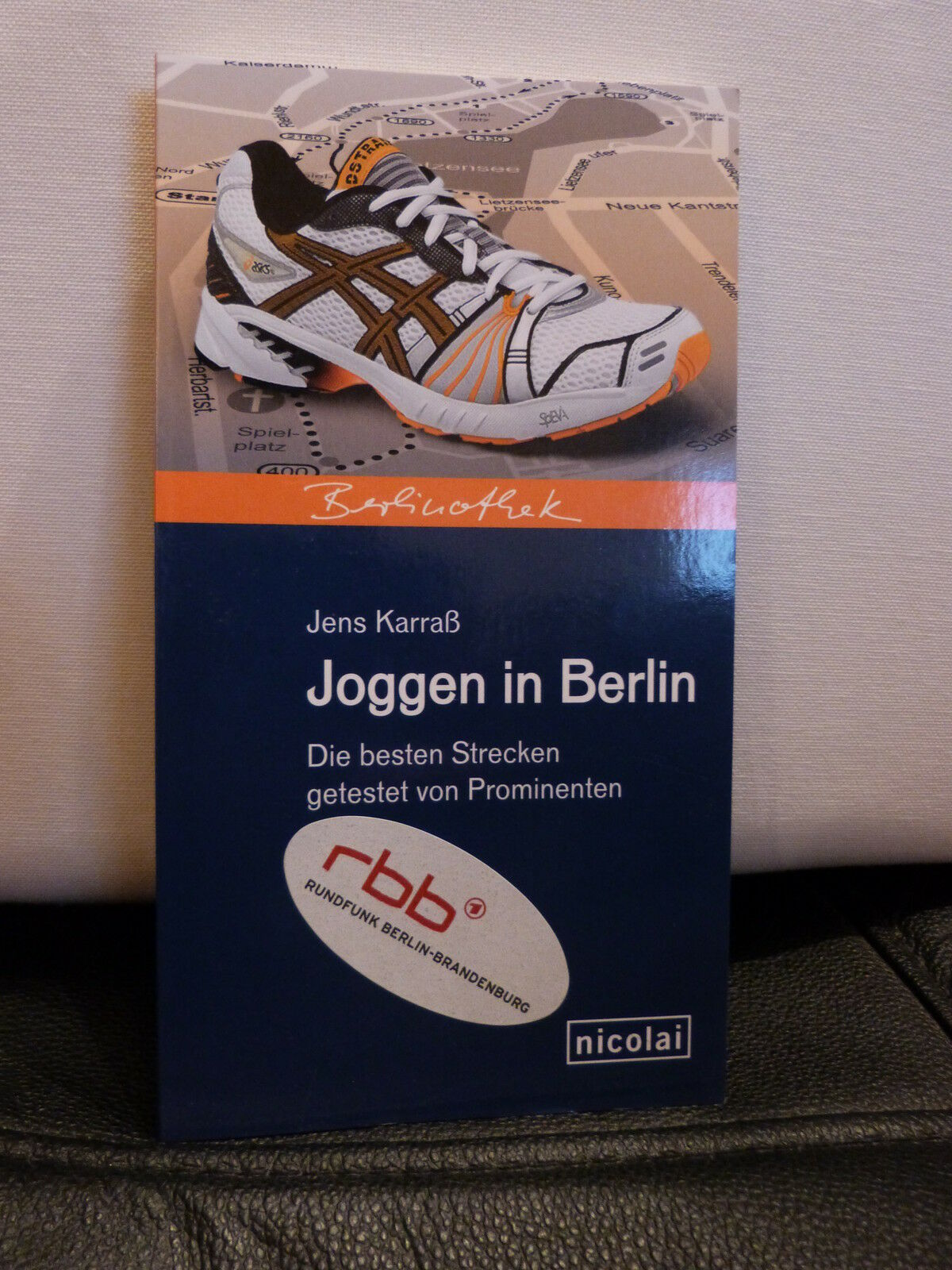 Joggen in Berlin von Jens Karrass (2005)