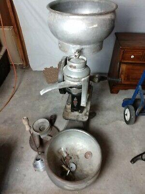 Delaval 18 Cream Separator Vintage Antique Dairy Farming Equipment