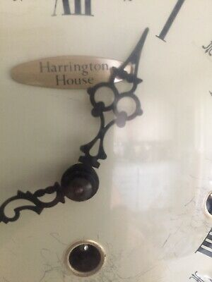 HARRINGTON HOUSE Clock In Good Condition Works Great
