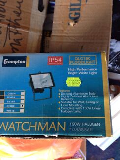 Floodlight 150w Halogen
