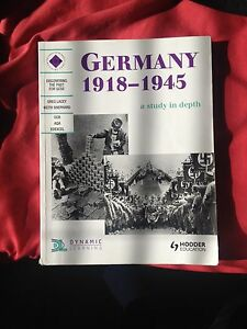 Germany in depth study******1945 Sorrento Joondalup Area Preview