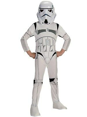 Costume Star Wars Stormtroopers Rubie's Child LARGE For 8-10 year NEW (Star Costume For Baby)