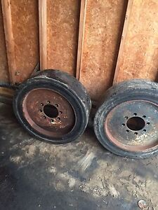 Wheels for Case 75/85/90/95 skid steer