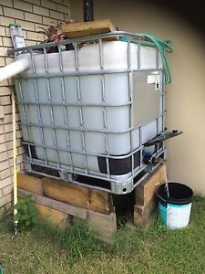 Water tank IBC 1000L Greenbank Logan Area Preview