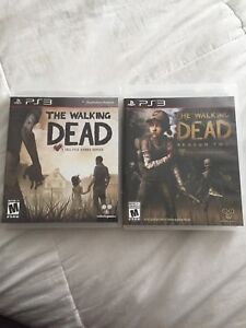 The Walking Dead Telltale PS3