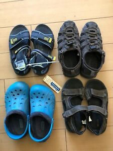 Boys size 2 Summer Footwear