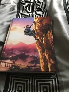 Legend of Zelda, Breath of the wild, complete official guide
