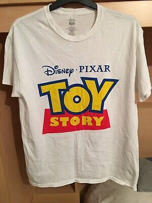 Disney Toy Story Mens T-Shirt size L