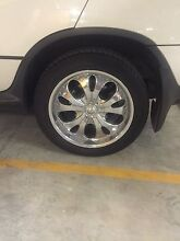 """20"""" Rims with 95% tyres Perth CBD Perth City Preview"""