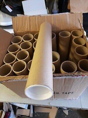 A3 Postal Tubes X 22- New