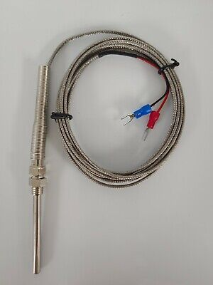 K-type Thermocouple Sensor - Stainless Steel