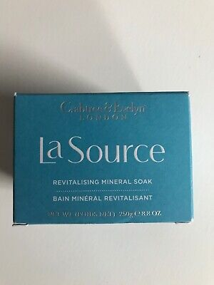 Mineral Soak (Crabtree and Evelyn LaSource Mineral Soak)