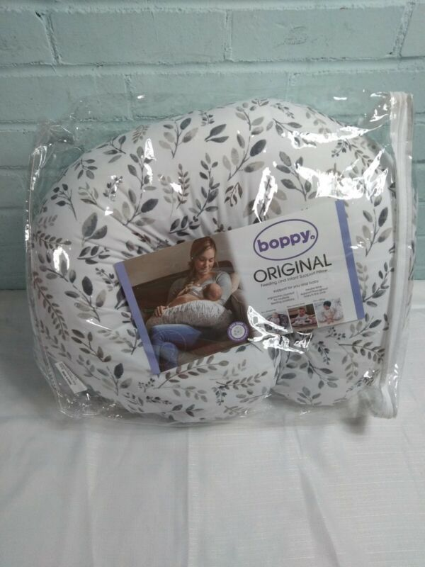 Boppy Original Feeding and Infant Support Pillow  - New!