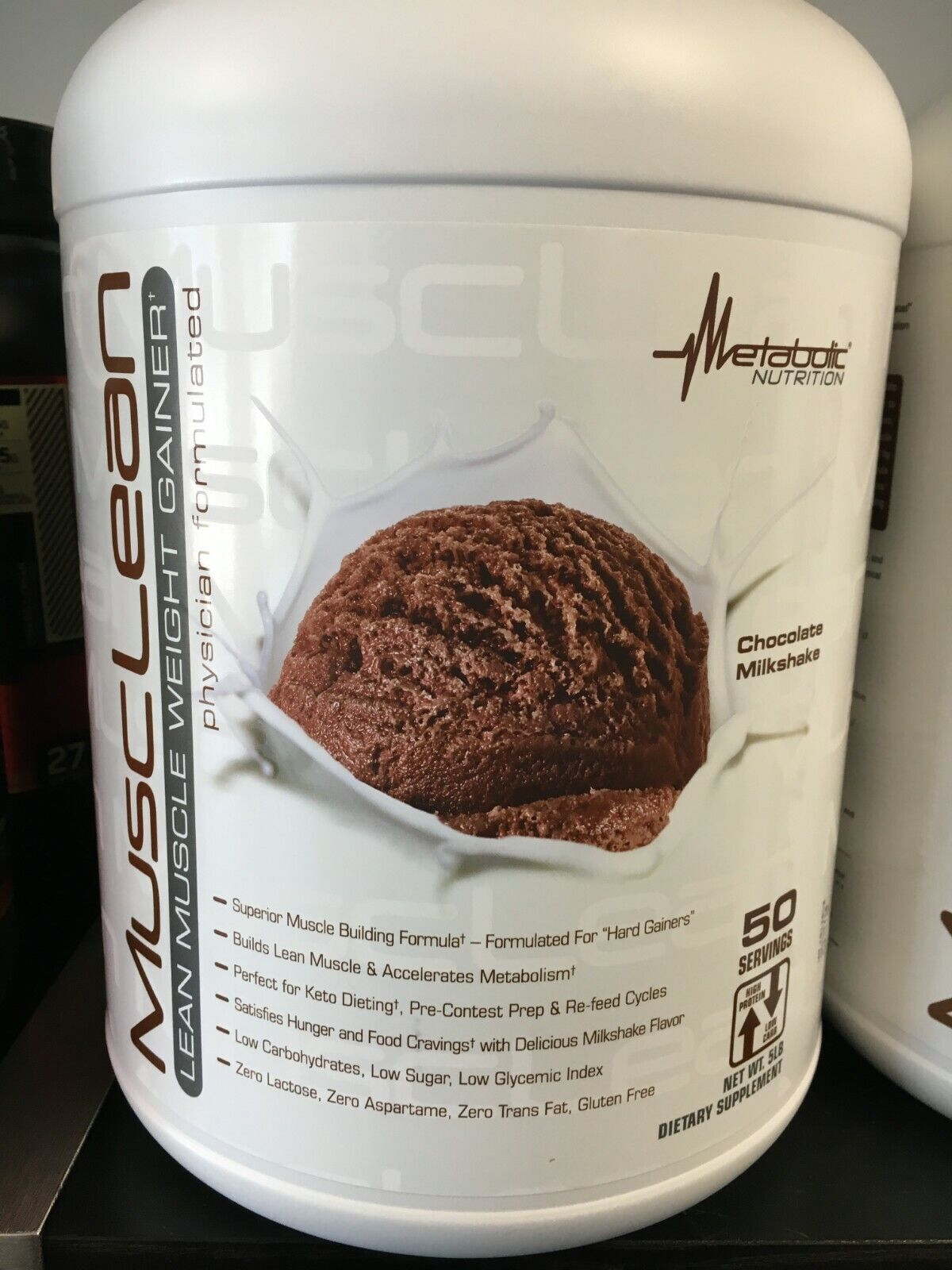 Metabolic Nutrition MUSCLEAN - PICK SIZE and FLAVOR - GREAT