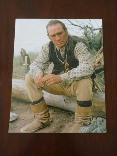 Tommy Lee Jones Actor Sexy 8x10 Color Promo Photo