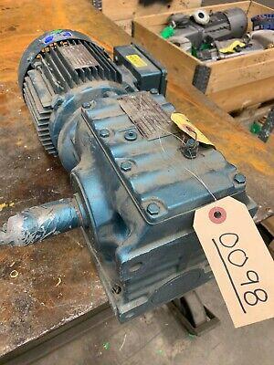Sew-eurodrive Gearmotor S67dt90l4