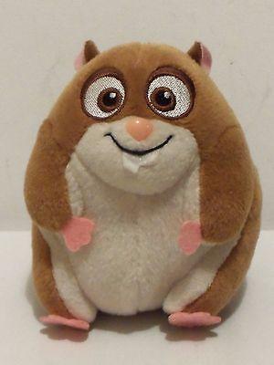 Disney Bolt Rhino The Hamster Plush Soft Toy Animal Stuffed Figure Character