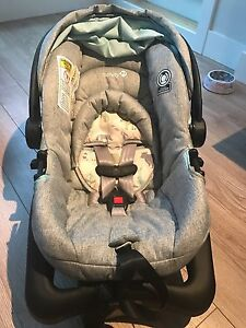 New born car seat & carrier