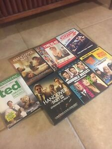 Various Comedy DVDS for sale