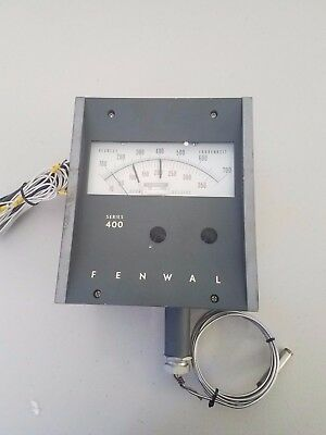Fenwal Series 400 Line Indicating Temperature Controller