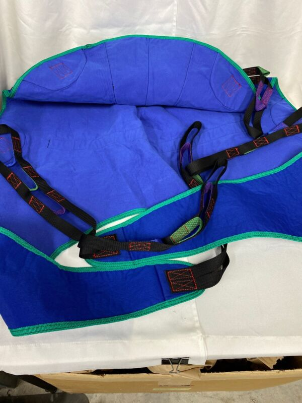 Invacare R101 Divided Leg Patient Lift Sling - Large - 450 lb. max.