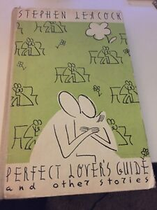 Perfect Lover's Guide & Other Stories Hardcover – 1963