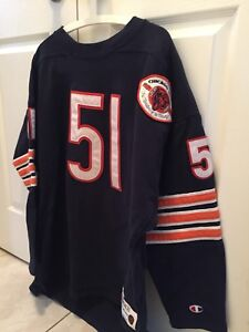 CHICAGO BEARS AUTHENTIC NFL JERSEY