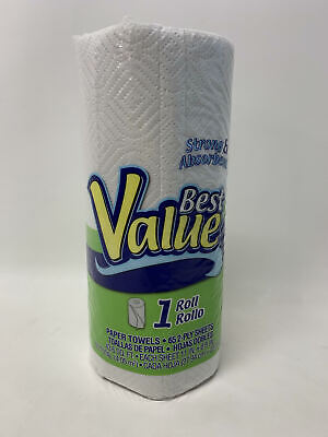 Best Value 2 Ply Paper Towels - Pack of (Best Value Paper Towels)