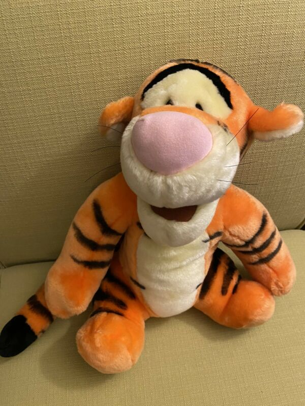 Tigger Plush Toy Large NEW