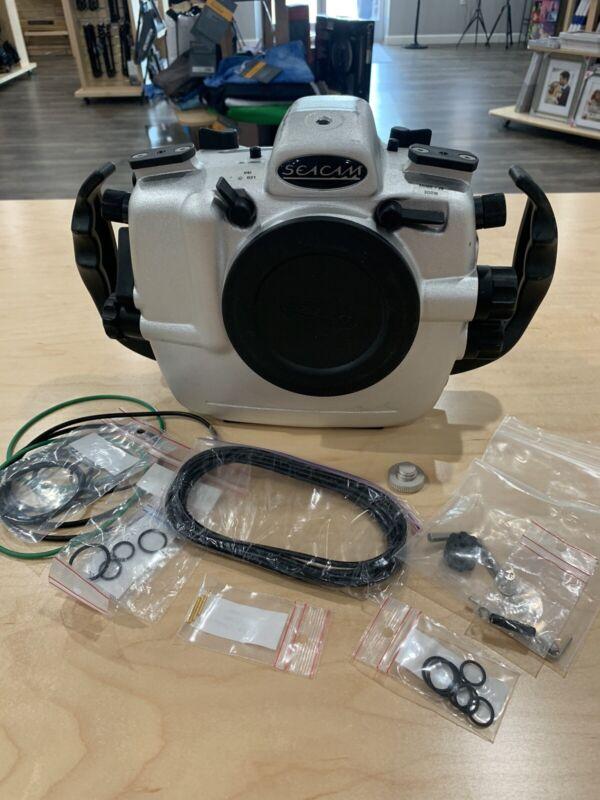 Seacam Canon 1Ds Mark III Underwater Housing