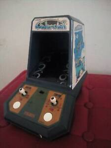 Galaxian space invader game