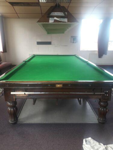 Thurston Snooker Table