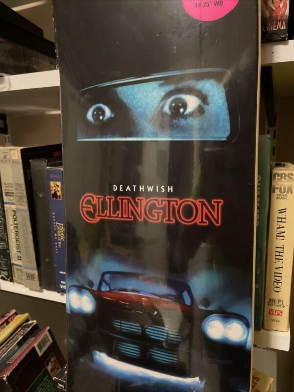 Deathwish Ellington VHS Horror Christine
