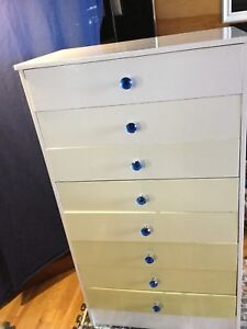 Small green dresser- 1 available