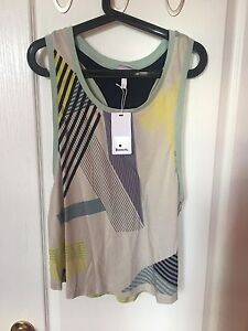NEW WITH TAGS Bench Muscle tank top